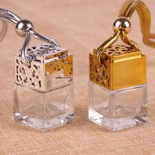 POP Cheap Perfume Bottle Car Essential Oils Pendant Air Freshener Mini Diffuser