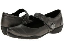 Taos Shoes Applause - Leather Comfort Strap Shoe Black 6 (37)