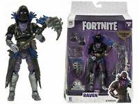 "Fortnite Legendary Series Raven 6"" inch Action Figure New Epic Games Jazwares"