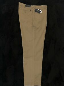 POLO RALPH LAUREN Beige (Granary Tan) Classic Fit Chino Trousers 50B | 34L