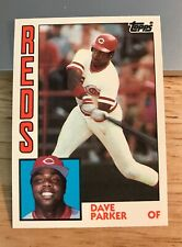 1984 TOPPS TRADED #90T DAVE PARKER - REDS