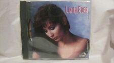 Linda Eder Self Titled 1990 BMG Records                                   cd1163