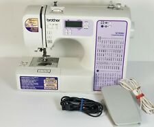 Brother Computerized Sewing Machine - SC9500 - 90 Stitches, LCD Display - Tested