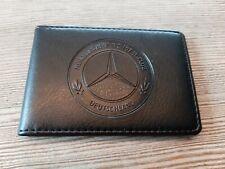 Neues Mercedes Benz SL Club Original Leder Kreditkartenetui