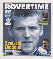 Programma / Programme Blackburn Rovers v Tottenham Hotspur 04-12-2004