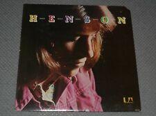 Henson~Self-Titled LP~Tim Henson~1974 Funk / Soul~FAST SHIPPING!
