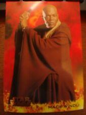 2005 Topps Revenge of the Sith Mace Windu