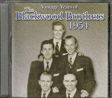 """THE BLACKWOOD BROTHERS....""""VINTAGE YEARS OF 1954""""......HTF OOP GOSPEL CD"""