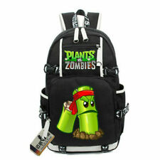 Anime Plants vs. zombies zombi Game Backpack Bag Game School Book Bag unisex