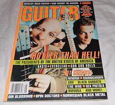 Guitar World Magazine Back Issue May 1996 Presidents Of United States America