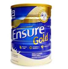 2 X ABBOTT ENSURE GOLD COMPLETE NUTRITION POWDER VANILLA 850G + DHL EXPRESS L6