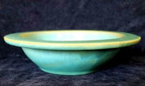 Catalina Island Pottery Bowl Seafoam Green (Small Rim Chips)