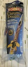 Estes Chrome Domes Gold Flying Model Rocket Kit