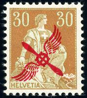 SCHWEIZ 1920, MiNr. 152, tadellos postfrisch, Befund Marchand, Mi. 320,-