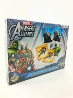 Avengers Assemble Memory Match Game Marvel Cards Incredible Hulk Brand New