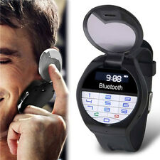 Stylish Bluetooth Mobile Flip Watch Phone for iPhone 5s Galaxy Phone S5 Note3