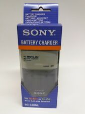 Sony BC-34HNL caricabatterie NUOVO. Charger NI-MH, NI-Cd, AA-AAA batteries