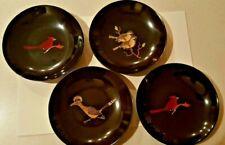 Couroc Of Monterey Bowls Vintage Mid Century Modern. Set of 4.