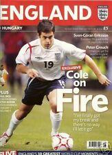 * 2006 ENGLAND v HUNGARY *