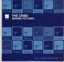 (I195) The Cribs, Moving Pictures - DJ CD