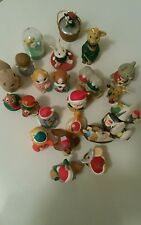 1992 CHRISTMAS MERRY MINIATURES LOT OF 23 NEW!!