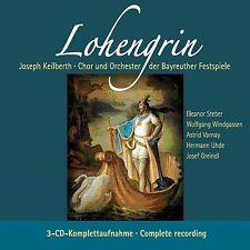 CD Lohengrin von Richard Wagner 3CDs Dirigent Joseph Keilberth, Bayreuther Fests