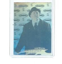 1995 FLEER ULTRA BATMAN FOREVER HOLOGRAM INSERT COMMISSIONER GORON #12