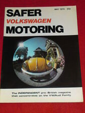 VW - SAFER MOTORING - May 1979