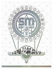 SM BEST ALBUM 3 (6CD) [Super Junior, TVXQ, SNSD, SHINee, f(x)]