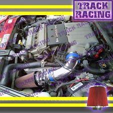 1994 1995 PONTIAC GRAND PRIX 3.4 3.4L V6 AIR INTAKE KIT Blue Red