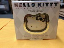 HELLO KITTY 4Oth Anniversay RUBY SOLID PERFUME COCKTAIL RING 0.02 FL.OZ