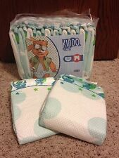 ABUniverse KIDDO Adult Diapers 2 Pack, ABDL Size Medium