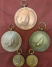 Dutch Award Medals for Rowing & Sailing Association (CO121)