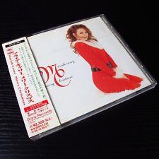 Mariah Carey - Merry Christmas JAPAN CD+Bonus Track W/OBI SRCS-7492 #113-1