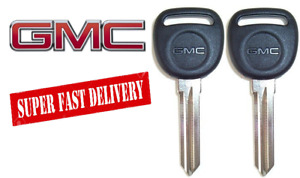 NEW 2 GMC B111 (Circle+) Transponder Keys 46 chip TOP Quality USA Seller !!!