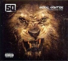 Animal Ambition: An Untamed Desire to Win [CD/DVD] [Clean] [PA] [Digipak] by 50 Cent (CD, Jun-2014, 2 Discs, G-Unit Records)