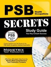 Psb Health Occupations Secrets: Your Key To Exam Success: Practice Questions ...