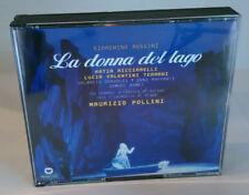 ROSSINI - LA DONNA DEL LAGO - DALMACIO G. - WARNER F. - Cofanetto CD - OPERA