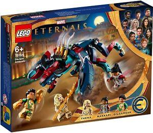 LEGO Marvel The Eternals Deviant Ambush! 76154