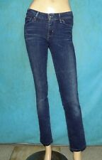 Jeans Levi's half Curve Modern Rise Straight 26 US or 36 Fr Very Good Condition