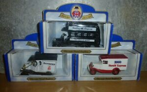 Limited Edition Lledo Oxford Diecast Models Newspapers Adverts Express etc
