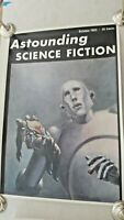 Kelley Freas Astounding Science Fiction cover poster print Queen News of the Wor
