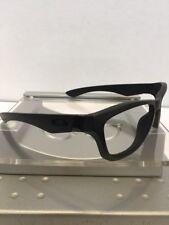 <<<Oakley Jupiter Matte Black Frame Black Icons Fast Free S/H >>>