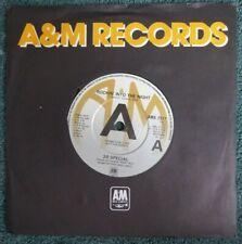 "38 Special ""Rockin' Into The Night"" 1979 Original 7"" vinyl single AMS 7517 PROMO"