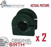 2 x BIRTH REAR AXLE ANTI ROLL BAR STABILISER BUSH PAIR OE QUALITY - 4158