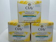 3pks of NEW OLAY Complete All Day UV Moisture Cream SPF 15, Sensitive Skin 2 oz