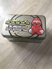 Gogos Crazy Bones Collectors Tin