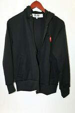 799f76e1e Black Comme Des Garcons Sweats & Hoodies for Men for sale   eBay