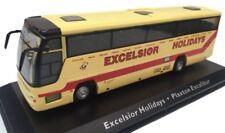 EXCELSIOR HOLIDAYS PLAXTON EXCALIBUR 1/72 ATLAS PREMIUM BUS  DIECAST COACHES