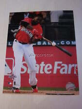 "David Ortiz ""Big Papi"" 2010 All Star Game Action Shot Boston Red Sox 8x10"